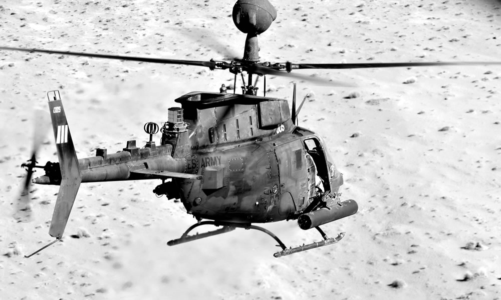 Portable, Field Deployable Helicopter Alignment System Reduces Maintenance Tasks by 50%