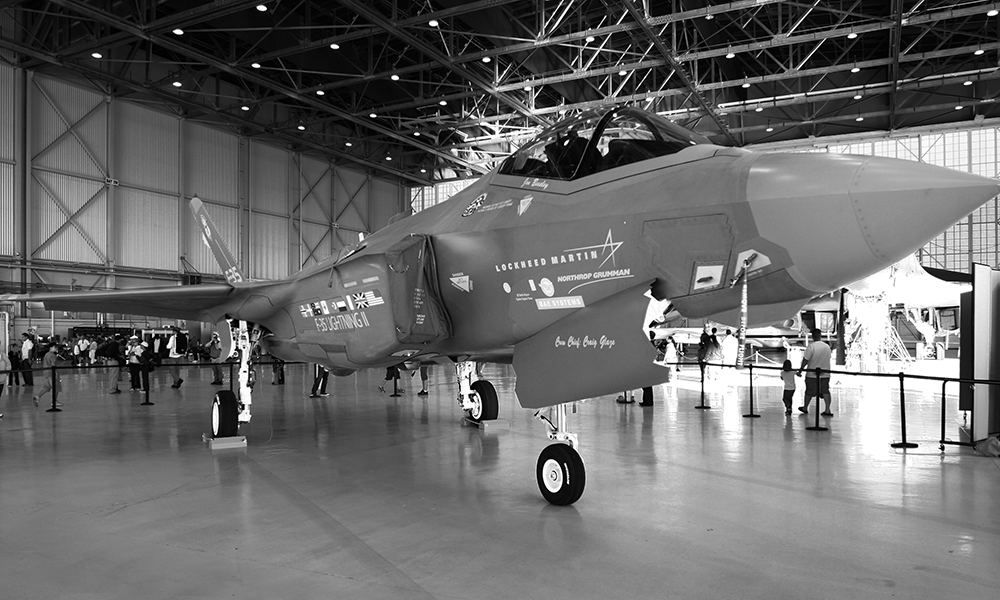 New Tooling for the F-35 Build Achieves Cost Savings/Avoidance of $222.6M